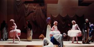 Poppeas kröning, Norrlandsoperan